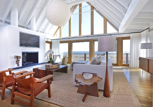 Đèn thả trần - xu hướng nội thất phòng khách 2019 để bạn lựa chọn cho gia đình - Ảnh 9.