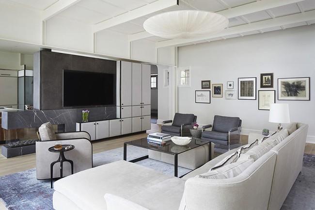 Đèn thả trần - xu hướng nội thất phòng khách 2019 để bạn lựa chọn cho gia đình - Ảnh 14.
