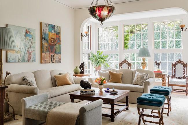 Đèn thả trần - xu hướng nội thất phòng khách 2019 để bạn lựa chọn cho gia đình - Ảnh 20.