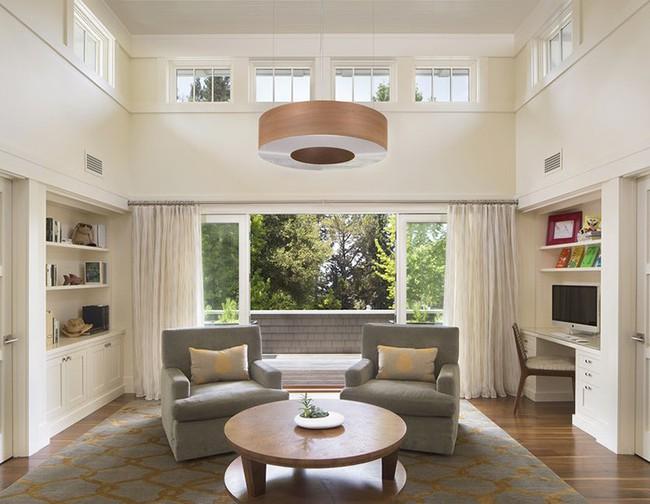 Đèn thả trần - xu hướng nội thất phòng khách 2019 để bạn lựa chọn cho gia đình - Ảnh 22.