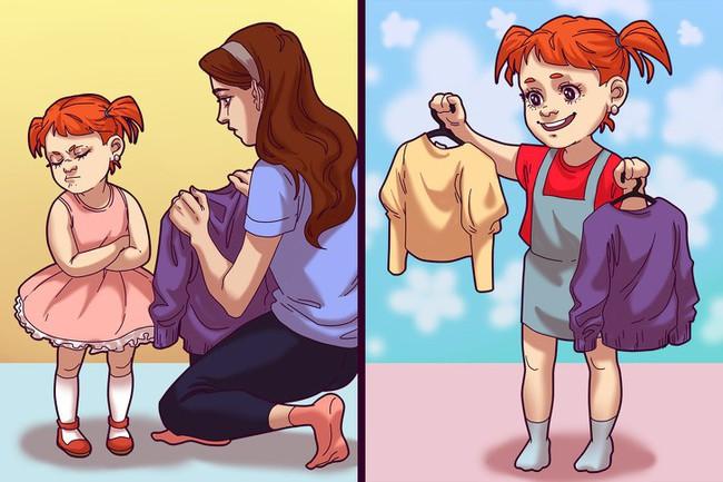 8 thói quen của trẻ cha mẹ tưởng phiền phức nhưng hóa ra lại rất bình thường - Ảnh 1.
