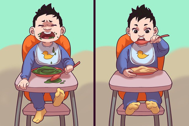 8 thói quen của trẻ cha mẹ tưởng phiền phức nhưng hóa ra lại rất bình thường - Ảnh 5.