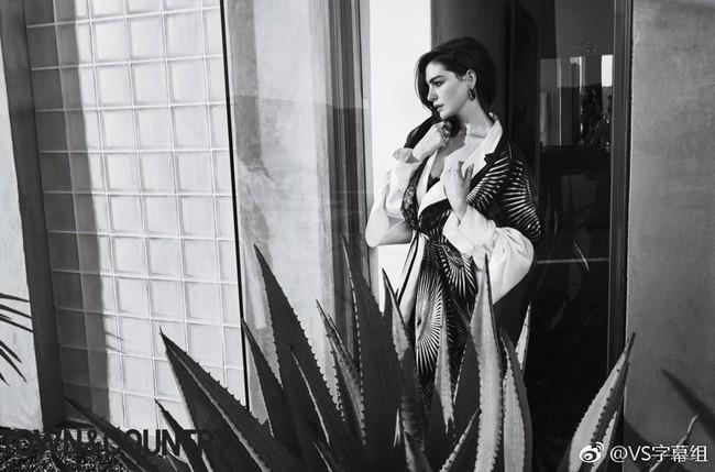 Lại một lần nữa, Anne Hathaway khiến dân tình đứng tim với khí chất như nữ hoàng khi xuất hiện trên tạp chí - Ảnh 4.