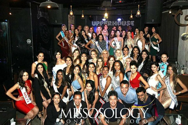 Vào xem Lê Âu Ngân Anh trình diễn mở màn ở Miss Intercontinental thế nào mà dân mạng ném đá đến thế! - Ảnh 5.