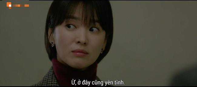 Công khai hôn nhau ở Cuba nhưng Song Hye Kyo và phi công trẻ lại phải lén lút hẹn hò ở công ty thế này - Ảnh 3.