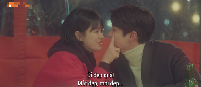 Cảnh Song Hye Kyo say xỉn trong Encounter gợi nhớ bác sĩ Kang của Hậu duệ mặt trời - Ảnh 4.