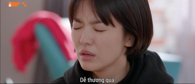 Cảnh Song Hye Kyo say xỉn trong Encounter gợi nhớ bác sĩ Kang của Hậu duệ mặt trời - Ảnh 1.