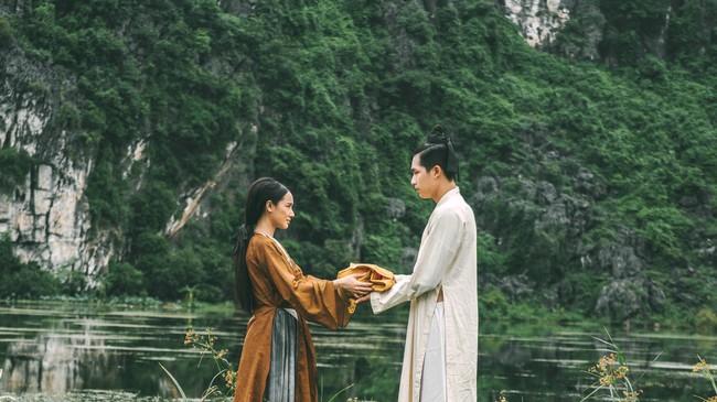 Nhã Phương đóng Trạng Quỳnh: Nàng Điềm sẽ là vai diễn cuối cùng của tôi trước khi sinh con - Ảnh 1.