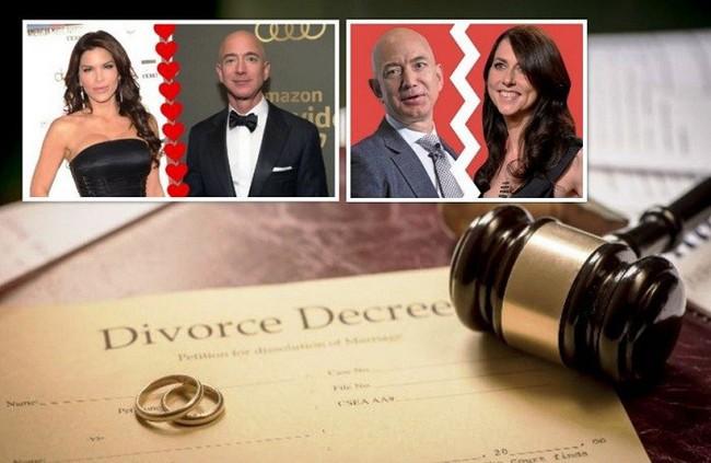 Không chỉ mất đi nửa tài sản, cái giá mà tỷ phú Amazon phải trả khi bỏ vợ chọn nhân tình còn đắt hơn thế - Ảnh 1.