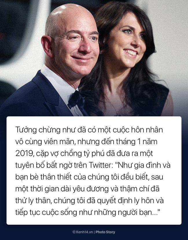 Nhìn lại mối tình 25 năm đầy ngọt ngào của ông chủ Amazon và vợ khiến nhiều người luyến tiếc - Ảnh 7.