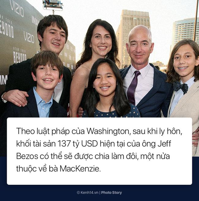 Nhìn lại mối tình 25 năm đầy ngọt ngào của ông chủ Amazon và vợ khiến nhiều người luyến tiếc - Ảnh 9.