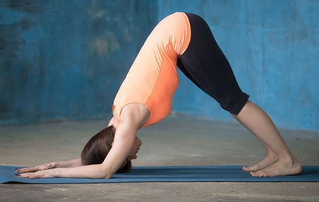 Những tư thế yoga tăng cường đốt cháy calo trong quá trình tập luyện - Ảnh 7.