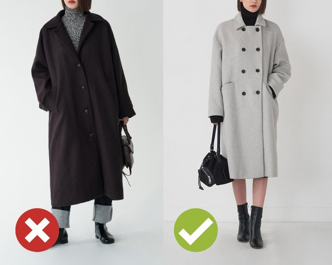 """Chưa cần biết bạn có cao thon hay không, cứ áp dụng 3 tips sau là diện áo khoác dài chẳng lo bị """"dìm"""" dáng - Ảnh 1."""
