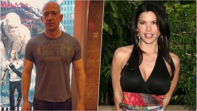 Tiết lộ mới gây sốc: Nhân tình của tỷ phú Amazon tự hào khoe khoang chuyện là kẻ thứ 3 với bạn bè - Ảnh 2.
