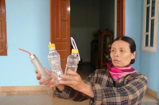 Vụ chồng bị vợ nhốt vào lồng sắt ở Thanh Hóa: Xuất hiện nhiều tình tiết mới khó tin - Ảnh 2.