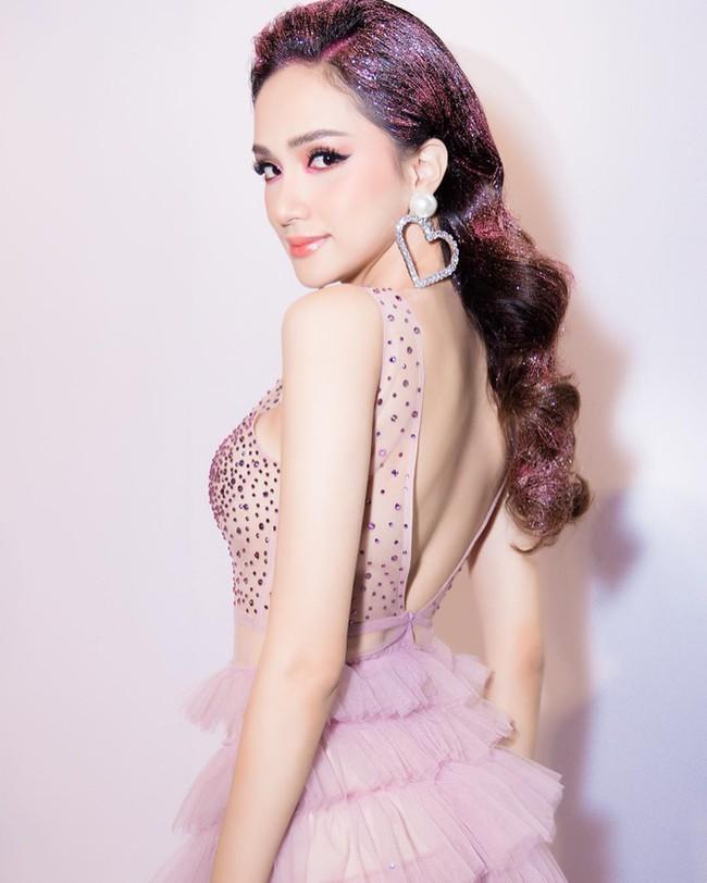 Dạo gần đây, Hương Giang đang trở thành Hoa hậu thích chơi lớn nhất trong số các Hoa hậu - Ảnh 3.
