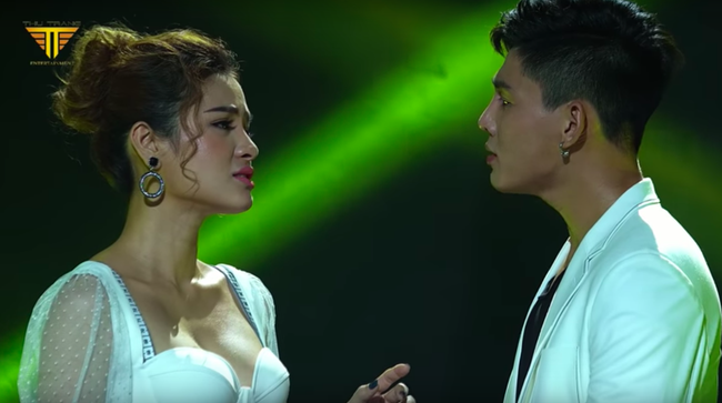 Phương Trinh Jolie cặp kè trai trẻ, ngọt ngào hát nhạc phim của Thu Trang  - Ảnh 2.