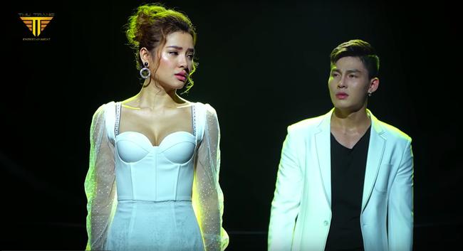 Phương Trinh Jolie cặp kè trai trẻ, ngọt ngào hát nhạc phim của Thu Trang  - Ảnh 6.