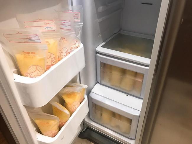 Từ sữa vắt ra chỉ đủ tráng bình, MC Hồng Nhung quyết tâm kích sữa, hút được 2,5 lít sữa đặc sánh mỗi ngày - Ảnh 12.