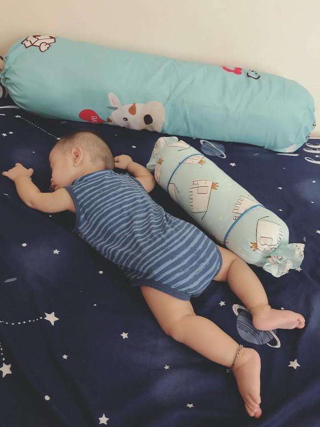 Ông bố của hiếm tiết lộ bí quyết luyện con ngủ xuyên đêm chỉ sau 1 tuần, chỉ cần đặt xuống giường là say giấc - Ảnh 9.