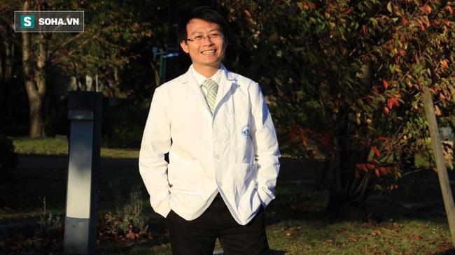 BS từ Nhật Bản: Ung thư mà không có CSGN khác nào may áo gấm khi chưa có quần đùi - Ảnh 1.