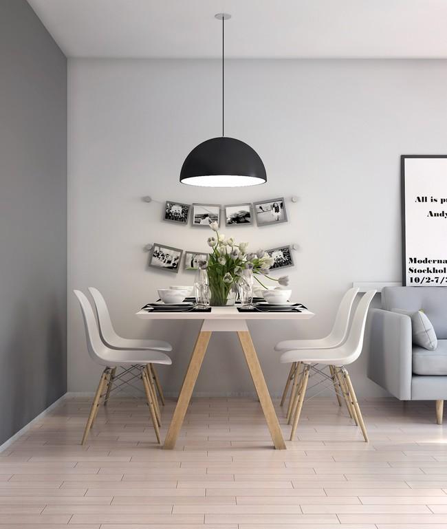 Tư vấn thiết kế căn hộ diện tích 70m² dành cho chủ nhân trẻ tuổi năng động - Ảnh 6.
