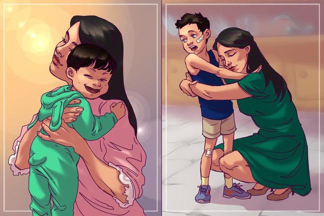 10 sai lầm cha mẹ làm với con cái mà khi giật mình nhận ra thì đã quá muộn   - Ảnh 2.