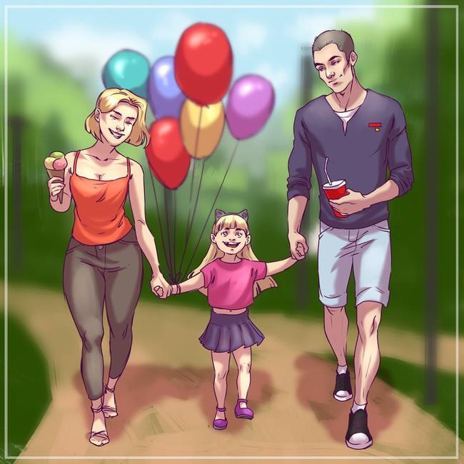 10 sai lầm cha mẹ làm với con cái mà khi giật mình nhận ra thì đã quá muộn   - Ảnh 7.