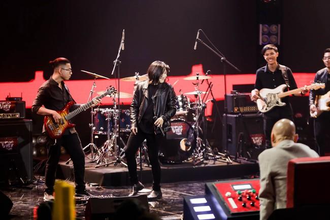Xuân Bắc bị chế giễu trên sóng truyền hình vì nhầm thể loại nhạc tại Ban nhạc Việt - Ảnh 3.