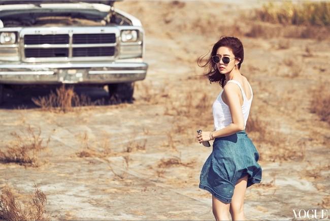 Yoo In Na ngày càng xinh đẹp bất ngờ gây sốc trong phim mới, bí quyết giữ dáng của cô nàng chính là… - Ảnh 11.