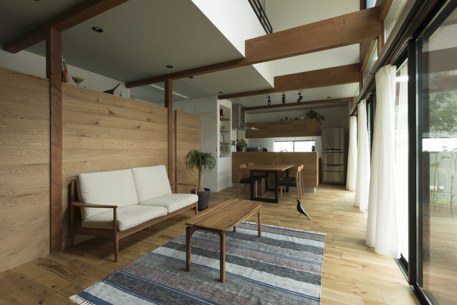 Ngôi nhà cấp 4 ở Nhật có mái hiên rộng để nghe nắng mưa, cảm nhận vị ấm của hạnh phúc gia đình - Ảnh 5.