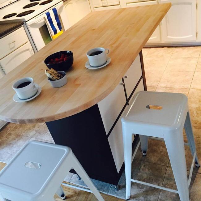 Những kiểu đảo bếp được thiết kế chuẩn không cần chỉnh khiến bạn phát thèm - Ảnh 9.