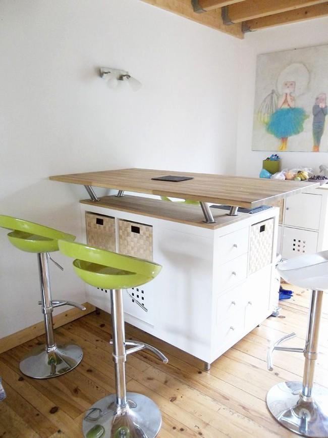 Những kiểu đảo bếp được thiết kế chuẩn không cần chỉnh khiến bạn phát thèm - Ảnh 10.