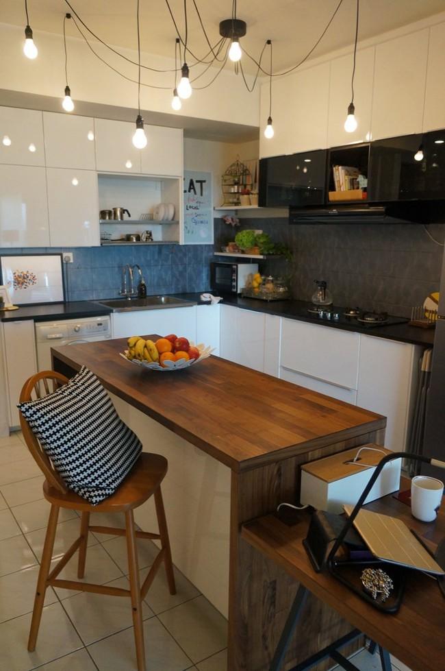 Những kiểu đảo bếp được thiết kế chuẩn không cần chỉnh khiến bạn phát thèm - Ảnh 12.