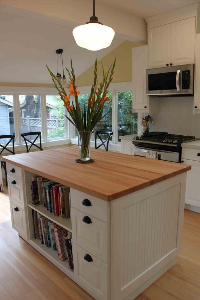 Những kiểu đảo bếp được thiết kế chuẩn không cần chỉnh khiến bạn phát thèm - Ảnh 3.