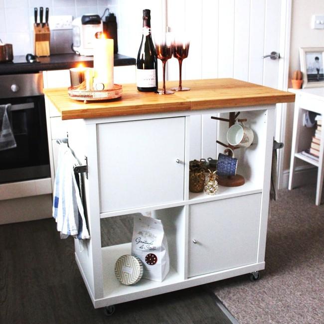 Những kiểu đảo bếp được thiết kế chuẩn không cần chỉnh khiến bạn phát thèm - Ảnh 7.