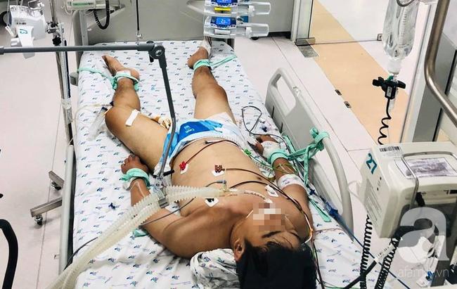 Bé trai 14 tuổi nguy kịch sau khi xuất huyết nặng: Cảnh báo căn bệnh muỗi đốt cũng có thể gây mất mạng - Ảnh 2.