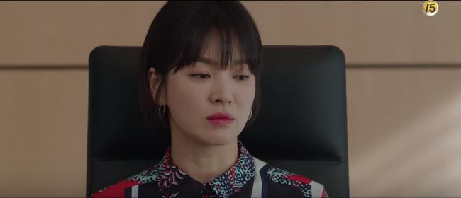 Park Bo Gum yêu Song Hye Kyo khiến cả gia đình xáo trộn - Ảnh 5.