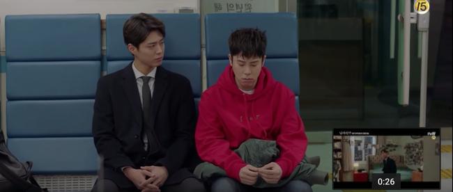 Park Bo Gum yêu Song Hye Kyo khiến cả gia đình xáo trộn - Ảnh 2.