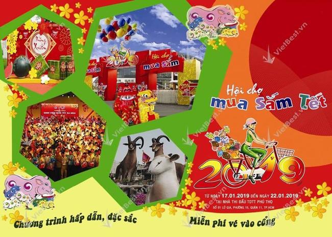 Loạt hội chợ Tết không thể chất hơn để mua sắm đón Xuân ở Hà Nội, Sài Gòn - Ảnh 5.