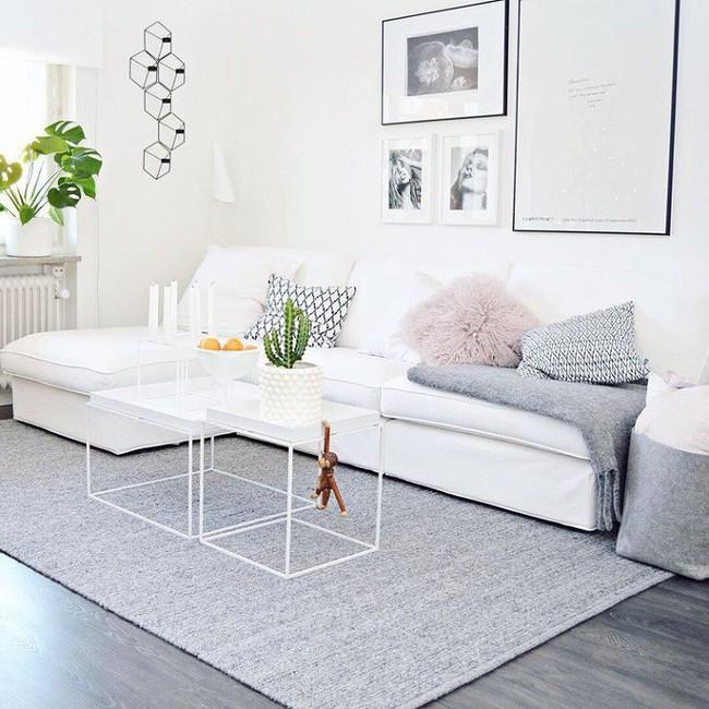 9 cách làm hiệu quả nhất giúp cho phòng khách nhà bạn thật nổi bật - Ảnh 8.