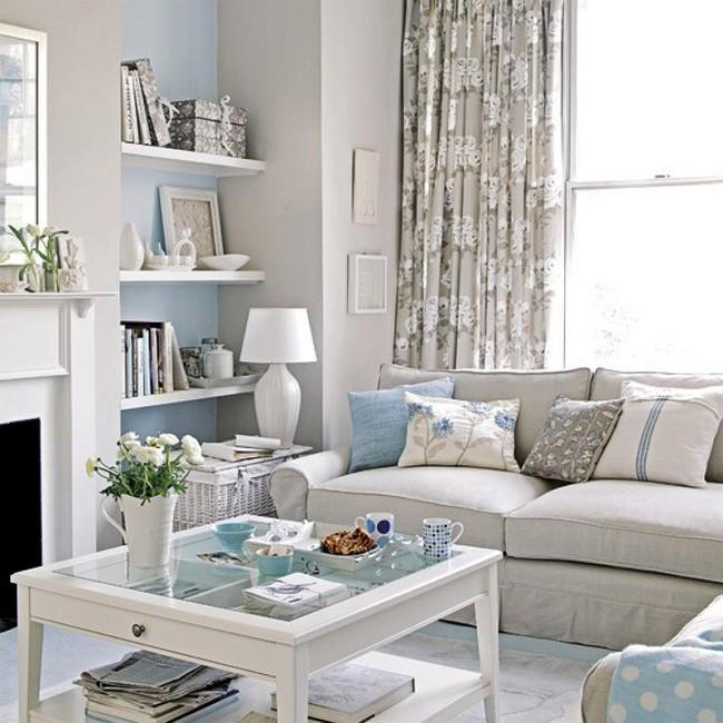 9 cách làm hiệu quả nhất giúp cho phòng khách nhà bạn thật nổi bật - Ảnh 1.