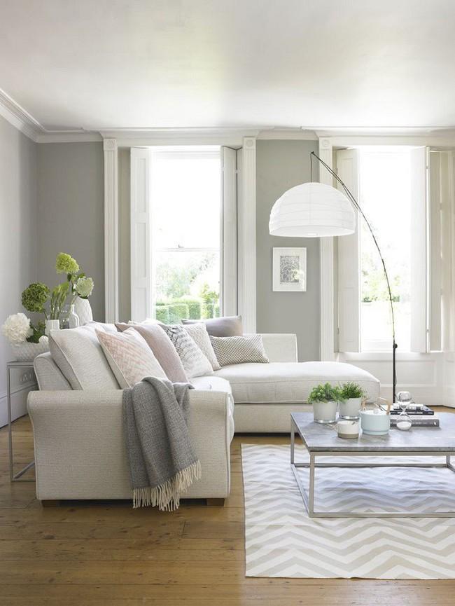 9 cách làm hiệu quả nhất giúp cho phòng khách nhà bạn thật nổi bật - Ảnh 2.