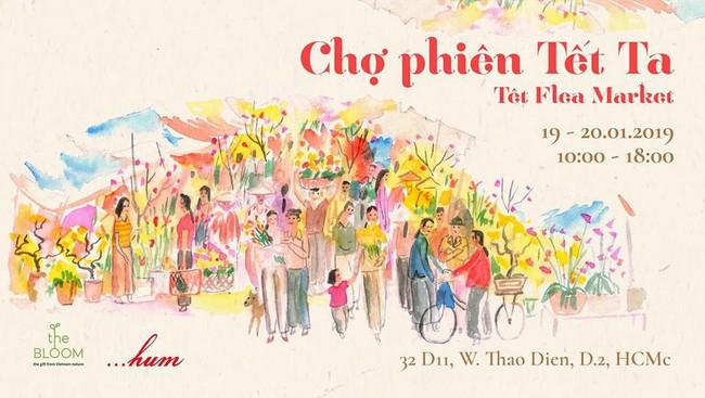 Loạt hội chợ Tết không thể chất hơn để mua sắm đón Xuân ở Hà Nội, Sài Gòn - Ảnh 8.