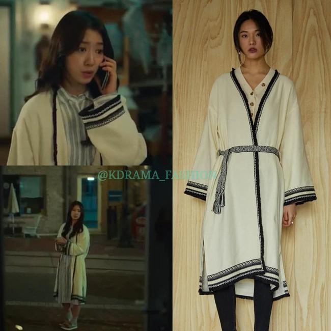 """Nàng công sở học được vài tips mặc áo khoác từ cô nàng Park Shin Hye trong """"Hồi Ức Alhambra"""" - Ảnh 4."""