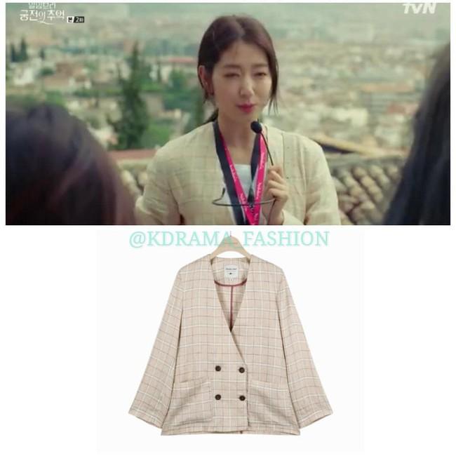 """Nàng công sở học được vài tips mặc áo khoác từ cô nàng Park Shin Hye trong """"Hồi Ức Alhambra"""" - Ảnh 2."""