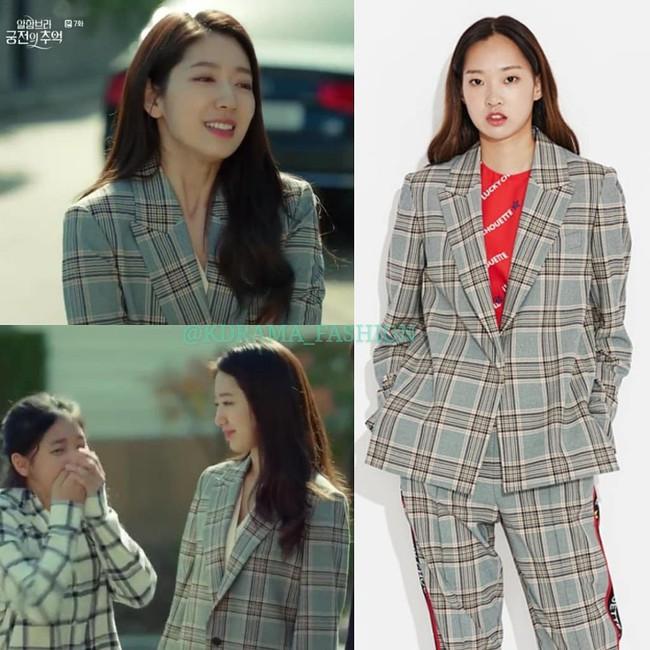 """Nàng công sở học được vài tips mặc áo khoác từ cô nàng Park Shin Hye trong """"Hồi Ức Alhambra"""" - Ảnh 6."""