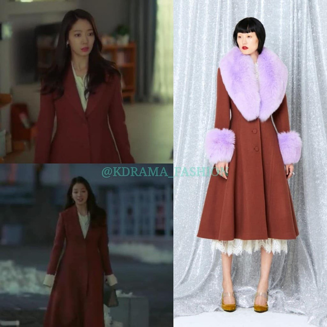 """Nàng công sở học được vài tips mặc áo khoác từ cô nàng Park Shin Hye trong """"Hồi Ức Alhambra"""" - Ảnh 9."""