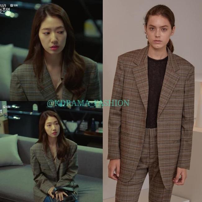"""Nàng công sở học được vài tips mặc áo khoác từ cô nàng Park Shin Hye trong """"Hồi Ức Alhambra"""" - Ảnh 7."""