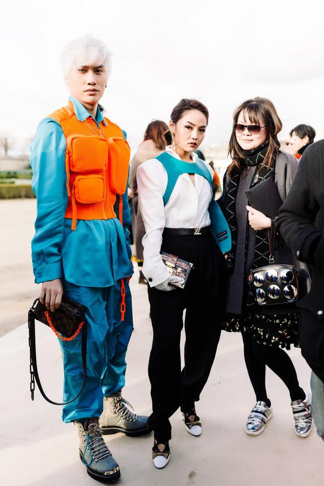 Lý Quí Khánh là đại diện duy nhất của Việt Nam được đích thân Louis Vuitton mời sang Pháp dự show - Ảnh 2.
